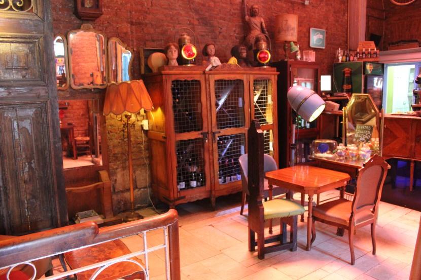 Estancia del restaurante-Buenavida