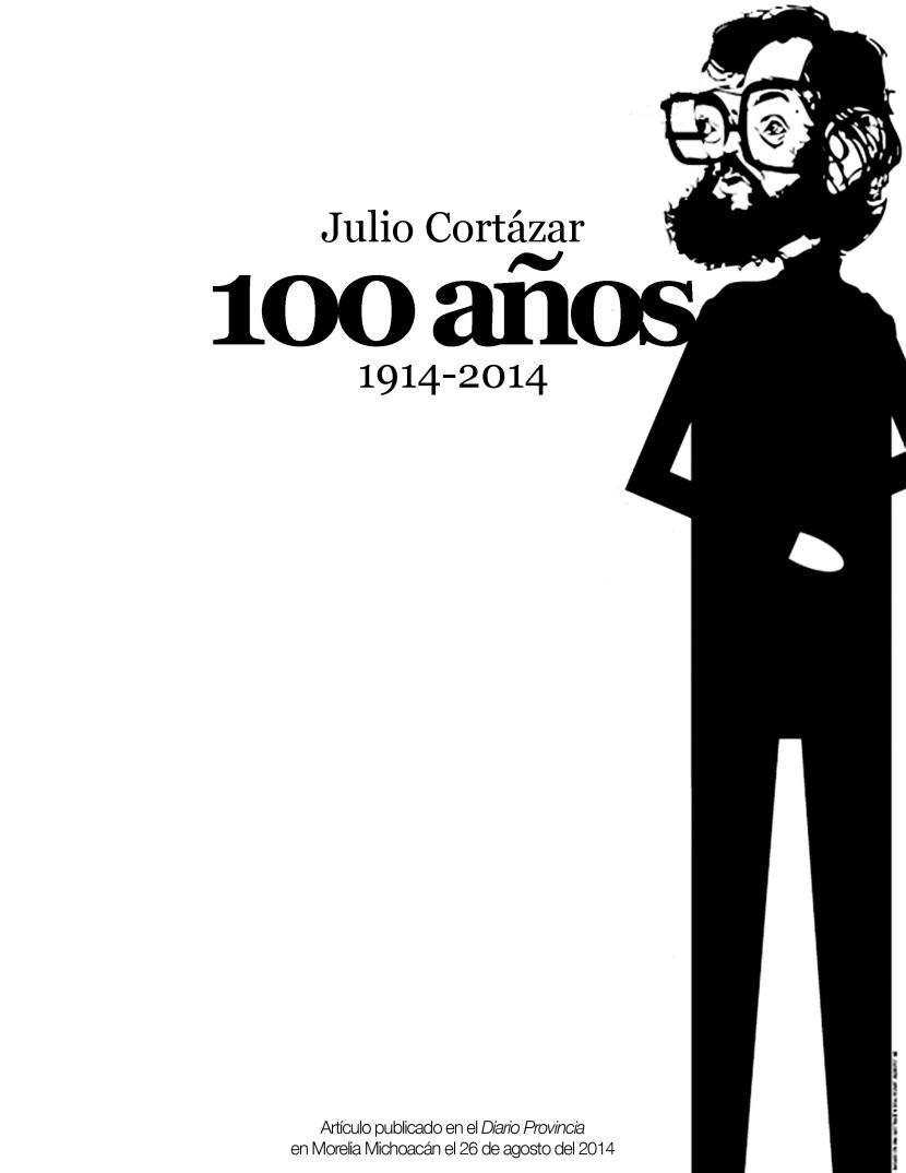 #Cortázar100años