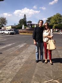 Las Tarascas con Natalia