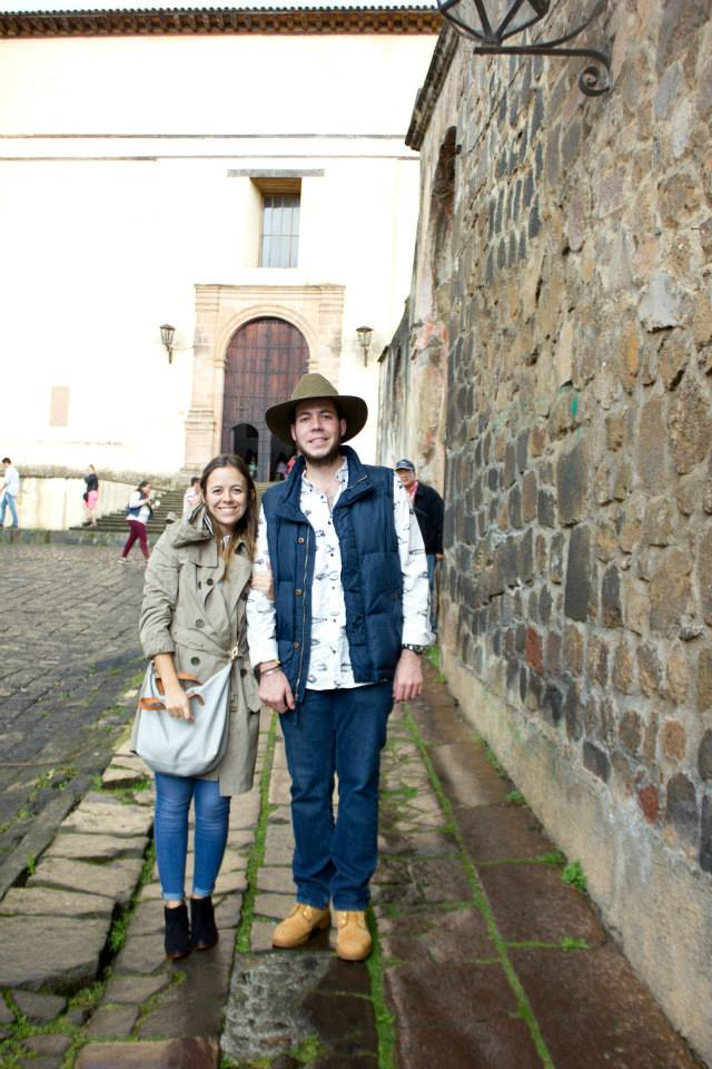 Paseo en Pátzcuaro con Sofía