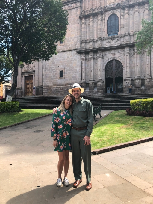 Plaza de San Jose con Karen