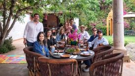 2019 Comida en Patzcuaro