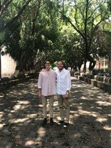 Calzada de Fray Antonio de San Miguel con Max