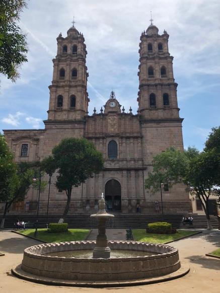 Fachada del Templo de San Jose