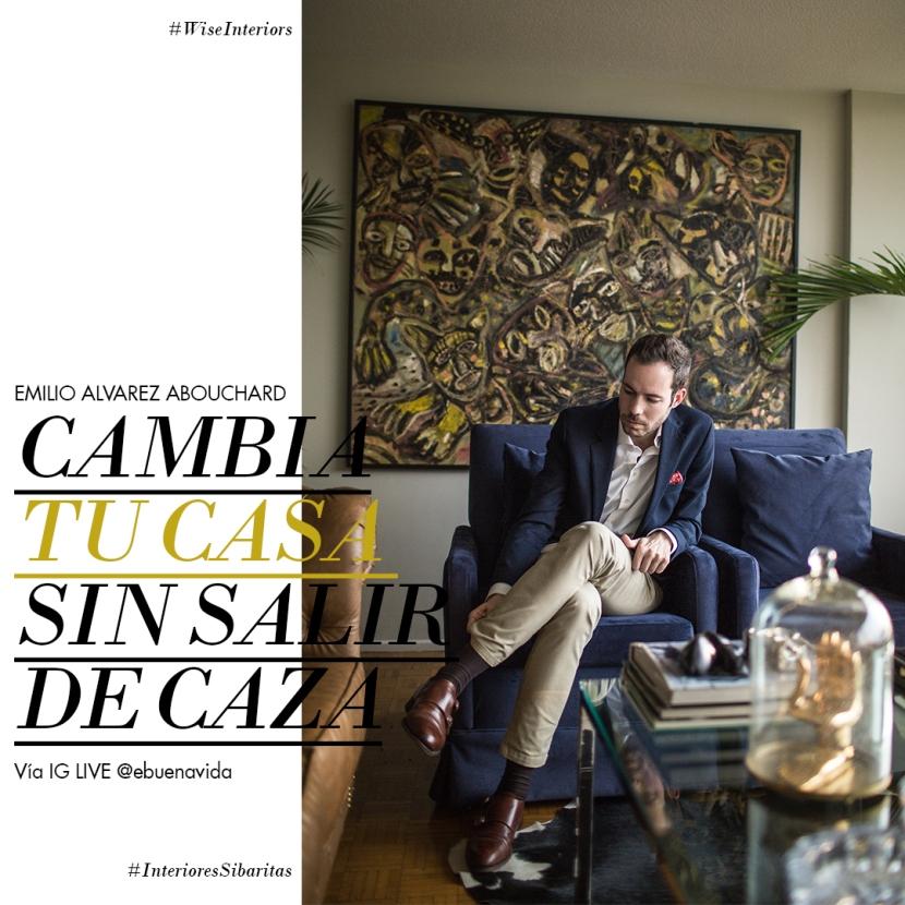 CAMBIA TU CASA